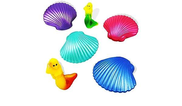 German Trendseller® 3X Sirena de incubación en el mejillón ...