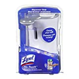 Lysol Healthy Touch Hand Soap Dispenser White