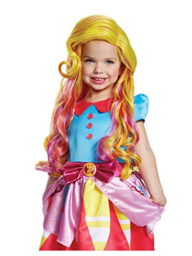 Disguise Sunny Child  Costume Wig, One Size Child -