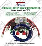 True UTV-SBI-LCM UTV Lithium Dual Battery Connect