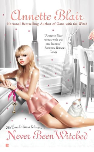 Image result for never been witched annette blair book cover