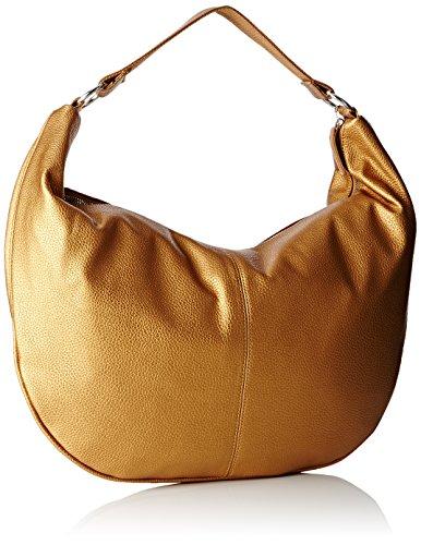 Paquetage Maxi, Damen Schultertasche 060/Gold
