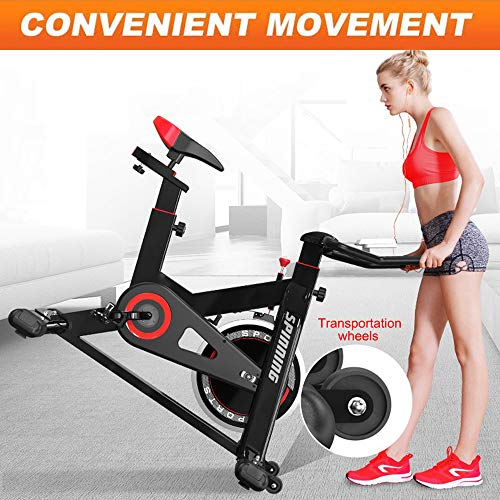 Details about  /Fitness Machine Indoor Cycling Bike Abdominal Trainers Cardio Gym Home Workout