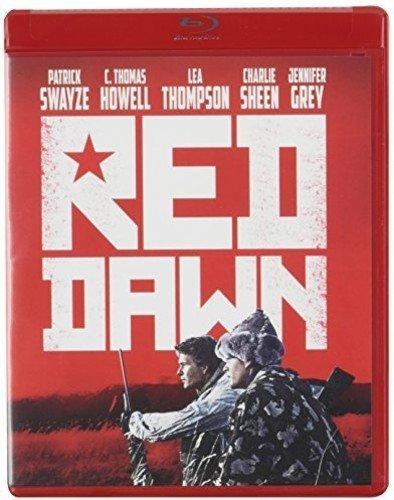 Red Dawn Blu-ray (Schick Und Modern,)