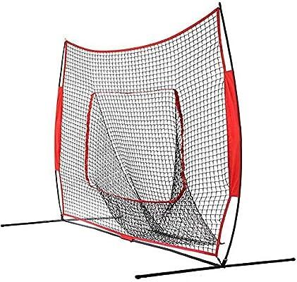 Chyuanhua Béisbol práctica Neta 7x7 pies Red de práctica de ...