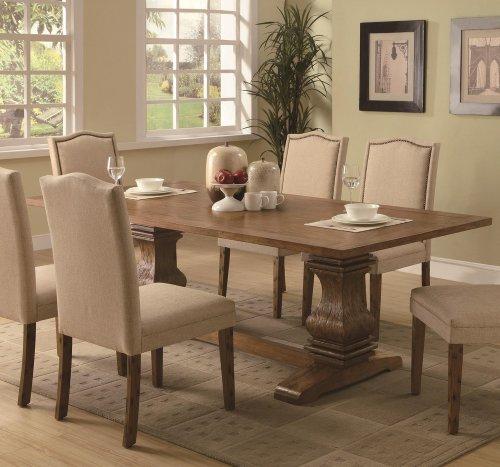 Parkins Rectangular Pedestal Coffee Dining