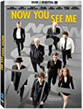 Now You See Me [DVD + Digital]