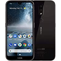 NOKIA 4.2 Android Smartphone, 3GB RAM, 32GB Memory, 5.7 Inch HD+ Display, 13MP Dual Read Camera - Black