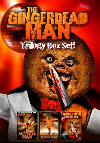 Gingerdead Man Trilogy Box Set by FULL MOON FEATURES