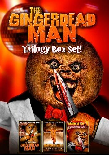 - Gingerdead Man Trilogy Box Set