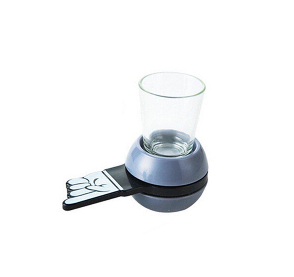 Creative Tocadiscos juguetes puntero Spin The Shot Glass ...