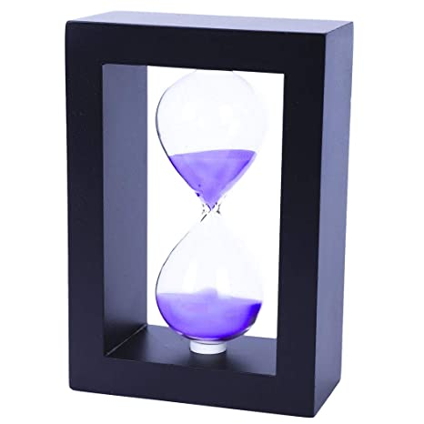 Amazon.com: Reloj de arena temporizador de 30 minutos de ...