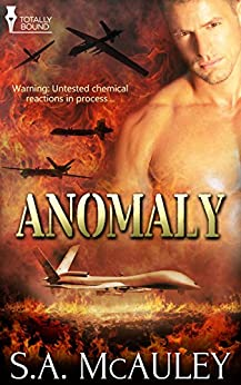 Anomaly by [McAuley, S.A.]