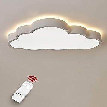 JDMYL Lámpara De Techo con Nubes LED, Luz De Techo En La ...