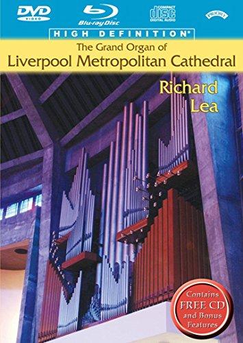 Metropolitan Cathedral - Grand Organ of Liverpool Metropolitan Cathedral