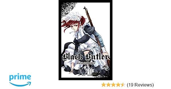 Black Butler, Vol  22: Yana Toboso: 9780316272261: Amazon