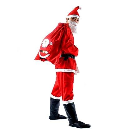 SupportsHelp Delantal de Navidad HuntGold Santa Claus ...