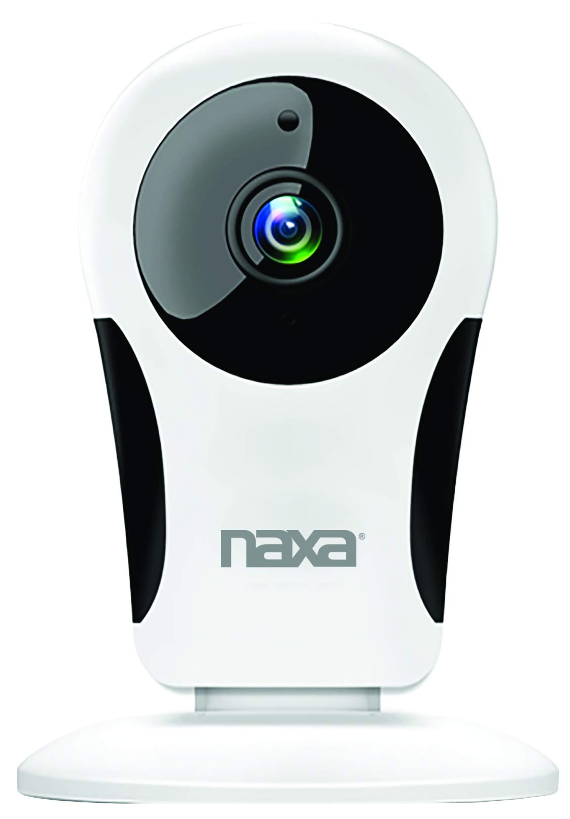 NAXA Electronics Nsh-3000, Wi-Fi Smart Camera with 64G Storage, Comaptible with Smart Life Companion App by Naxa Electronics
