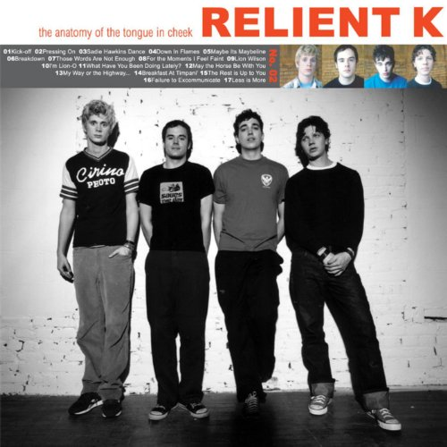 Relient K - The Anatomy of the Tongue in Cheek (2001)