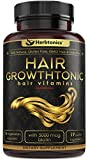 HairGrowthtonic- Hair Growth/Hair Loss Formula l Hair Vitamins for Women and Men l