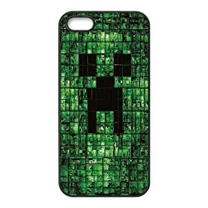 iPhone 5, 5S Phone Case Minecraft F5G7529