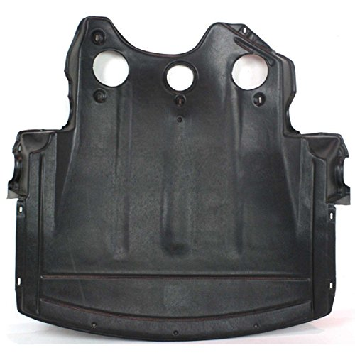 (Front Engine Under Cover Splash Shield For 00-06 BMW 3-Series E46 Coupe &)