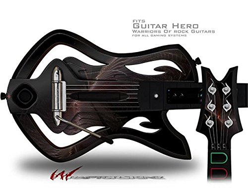 Wingspread Decal Style Skin - fits Warriors Of Rock Guitar Hero Guitar (GUITAR NOT INCLUDED)