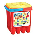 Stickle Bricks - Big Red Bucket