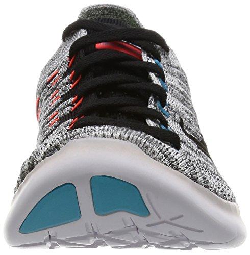Grey Scarpe Flyknit RN Free ttl Wmns Nike Wolf gmm Donna Grigio Bl Blk da Corsa Crmsn nWHBTxxqw