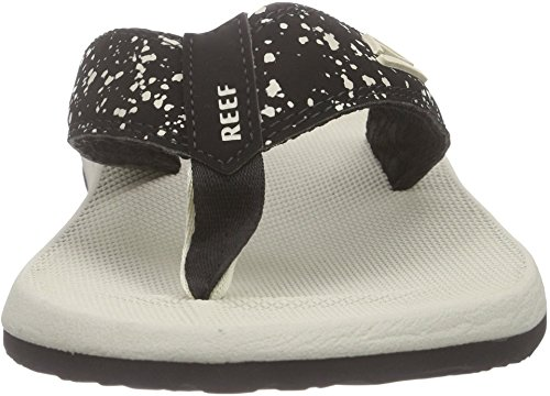 Reef Phantom Prints - Flip-flop Hombre Varios colores (Black Splatter)