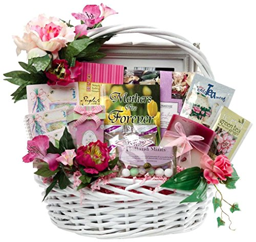 Art of Appreciation Gift Baskets Mothers Are Forever Tea and Treats Food Gift Baskets, Large
