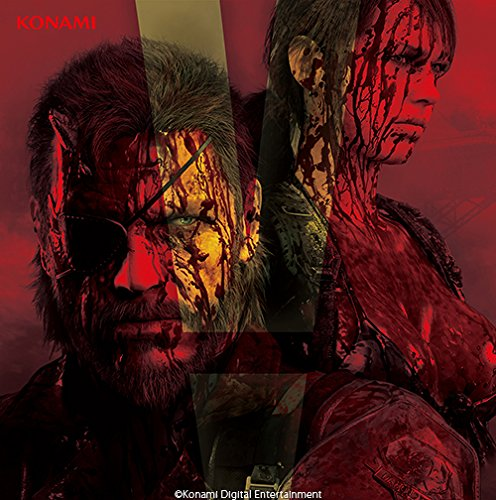 METAL GEAR SOLID V ORIGINAL SOUNDTRACK The Lost Tapes[通常盤]の商品画像