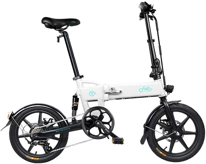 WoRamy FIIDO D2S Bicicleta Eléctrica Plegables, 250W Motor ...