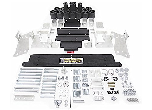 Performance Accessories, Chevy/GMC Silverado/Sierra 1500 Gas 2WD and 4WD (Manual Trans Requires PA4701) 3