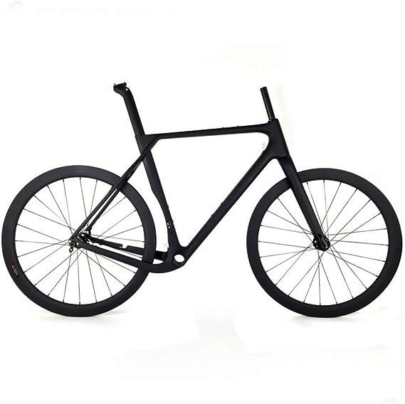 TQ Cuadro y Juego de Ruedas de Bicicleta de Grava de ciclocross de ...