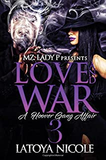 Book Cover: Love and War 3: A Hoover Gang Affair