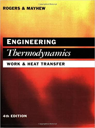 rogers and mayhew engineering thermodynamics free download
