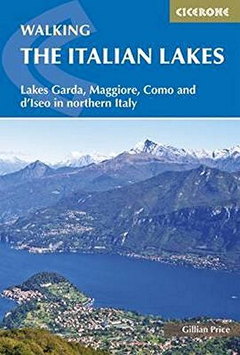 Walking the Italian Lakes (Cicerone Guides)