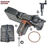 Sentinel Parts Air Intake Manifold Flap Adjuster Unit DISA Valve Repair Kit & O-Ring for 01-06 BMW 2.5L 11617544806