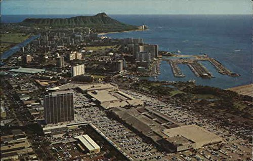 Ala Moana Center Honolulu, Hawaii Original Vintage ()