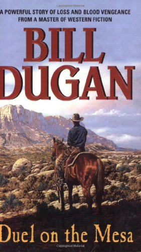 book cover of Duel On the Mesa