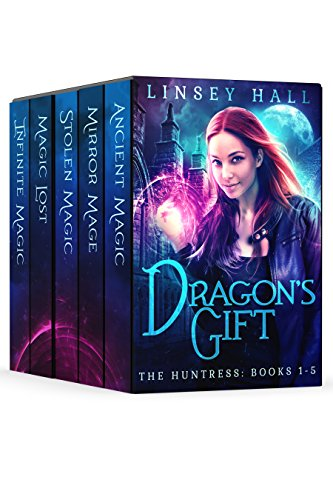 Dragon's Gift Complete Series: An Urban Fantasy Boxed Set cover