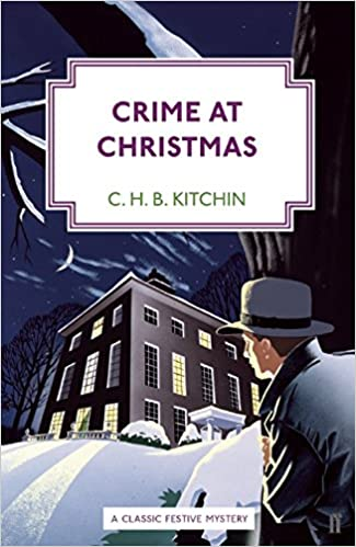Crime at Christmas cover