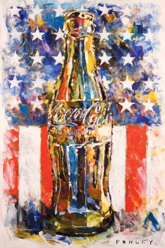 NMR/Aquarius Coca-Cola, Art Poster