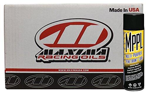 (Maxima Racing Oils CS73920-12PK-12PK MPPL Multi Purpose Penetrant Lube Aerosol - 168 oz., (Pack of 12))