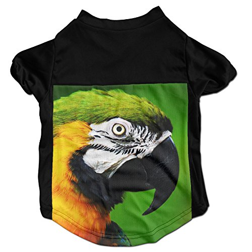 Parrot Eyes Small Dog ComfyCharming Tank Tops Costumes
