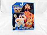WWF Bushwacker LUKE Wrestling Action Figure on Blue Card WWE WCW ECW