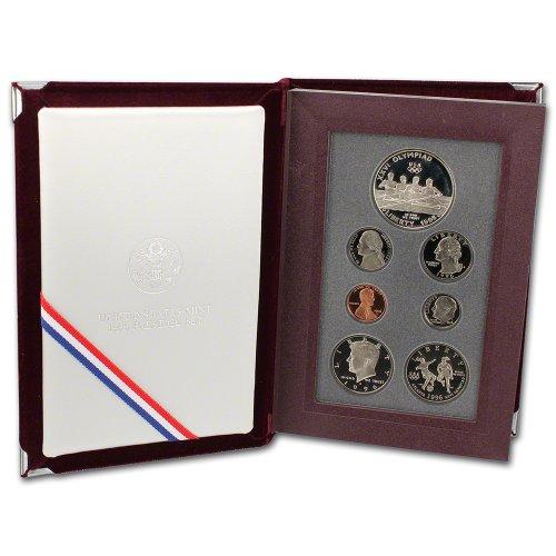 1988 US Mint Prestige Proof Set Ori…