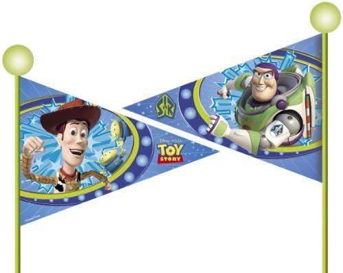 Disney Baby Banderín para bicicleta Toy Story: Amazon.es: Bebé