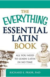 Intensive basic latin a grammar and workbook grammar workbooks the everything essential latin book all you need to learn latin in no time fandeluxe Image collections